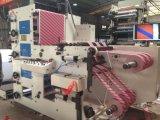 Máquina de impresión Flexo Zb-650 130m/min velocidad bolsa de papel, papel recubierto de PE