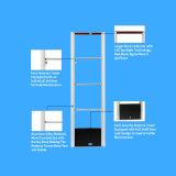 Système de vol de sensibilité du système 4.75/6.7/8.2/10.0MHz d'antenne de rf EAS anti de vue réglable facultative d'alliage d'aluminium pour le système d'alarme du supermarché EAS