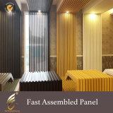 Installation facile et à la mode mur d'administration pour toute la maison