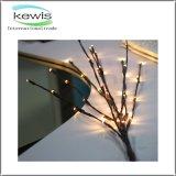 luz decorativa de 1.2W 3V LED para el crisol de flor