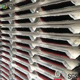 20mm des panneaux sandwich polyuréthane pour corrosif Plant Use