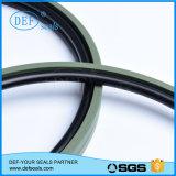 Anel de PTFE/Glyring com vedações de matérias-primas importadas