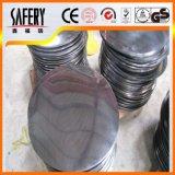 0.3mm 2b de Cirkel van Roestvrij staal 304 van Ba 201 van Fabriek