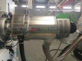 espulsione della pellicola della bolla dello Shrink di stirata dello spreco della plastica di produzione interna che pelletizza riciclando riga
