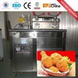 Poulet de Kfc faisant frire la friteuse commerciale de pression de poulet de machine