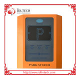 Programa de lectura de RFID Bluetooth en el estacionamiento