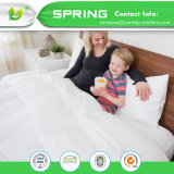カバー塵のダニの自由なクイーンサイズのベッドのマットレスの保護装置を防水しなさい