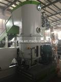 Machine van de Film van pp de Plastic Korrelende met het Enige Knipsel van de Matrijs van de Schroef