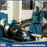 Chaîne de production de cylindre de gaz de LPG projet de guichetier
