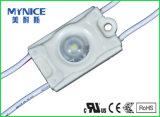 Modulo dell'iniezione LED con l'obiettivo per i mini segni