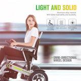 Airwheel H3s de luxe pliable 24V 20.8ah fauteuil roulant électrique
