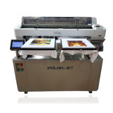 Nueva impresora ancha caliente de la camiseta de la materia textil de 3D Digitaces con la pista doble de Tfp