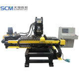 熱い販売は油圧出版物の版のための打つマーキングCNC機械を高めた