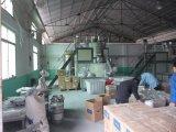 Miscelatore per il rivestimento metallico della polvere