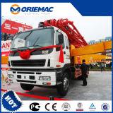 camion della pompa per calcestruzzo di 55m Sany Sany55X-6 con il il migliore prezzo superiore della pompa per calcestruzzo