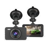 3 polegadas 1080P FHD Dash Cam com 140 de ultra grande angular