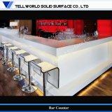 Comptoir de bar design Tw Cafe Bar moderne permanent Compteur gratuit