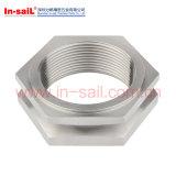 Части CNC подвергая механической обработке латуни алюминия нержавеющей стали