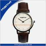 Casebackの高品質の新型の腕時計の方法ミネラルガラスねじ