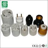 Douille de lampe en céramique de douille de lampe de la porcelaine E27/E40 pour le Brésil