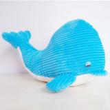 ギフトのためのプラシ天のクジラのおもちゃ