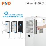 dispensador de água do ar, CE, Certificação CB, 50 litros/dia, tipo de Chão