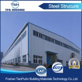Рентабельное полуфабрикат здание стальной структуры для пакгауза
