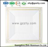 ISO9001の製造業者の浮彫りにされるか、または凹面アルミニウムパネルの天井のボード