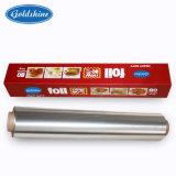 Использование продуктов питания и тисненые обращения алюминиевую фольгу 7 микрон