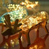 Crémaillère simple créatrice de bouteille de vin de bouteille d'éléphant en bois animal de forme