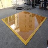 Hacer disco el 1m*1m de madera Dance Floor en Shenzhen, China