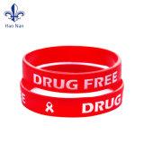 Wristband del silicone dell'elastico del regalo del mestiere per la decorazione