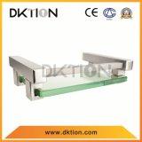 Salle de bains en acier inoxydable DY012 Plaque de verre porte-savon
