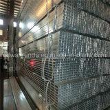 Haciendo uso de muebles Tubo de acero galvanizado con buena superficie