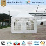 Belüftung-Deckel-Begräbnis- Zeremonie-Kabinendach-Zelt mit Wänden für Verkauf