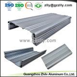 Radiador de alumínio extrudido populares para fundição de Automóveis