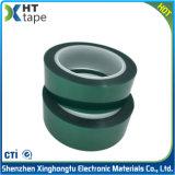 Nastro resistente a temperatura elevata verde del nastro adesivo dell'animale domestico
