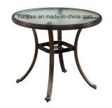 Piscina /Rota / Jardín/patio Muebles / El Hotel Silla de aluminio fundido y el conjunto de tablas (HS 3185C &HS 6001DT)
