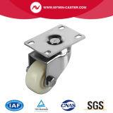 Chasses d'acier inoxydable d'émerillon de plaque d'acier inoxydable de roue de PA de 2 pouces