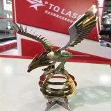 De Prijs van de Scherpe Machine van de Laser van het Metaal van de hoge Precisie