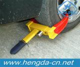 頑丈な盗難防止のタイヤの車輪クランプロック(YH9135)