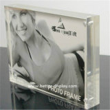 Professionele Fabrikanten van het Duidelijke AcrylFrame van de Foto met Magneten (btr-U1007)