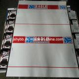 Strato della latta di stampa di colori di T62-64 1-8