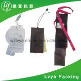 Contrassegno del biglietto dell'oscillazione/fornitore di plastica di carta della modifica caduta del Hangtag/