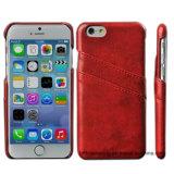 新しい到着PUのiPhone X/7/8/6/7plus/8plus等のための革電話箱カバー