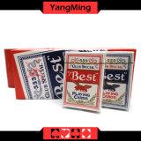 Speelkaarten van de Pook van de Douane van de druk de Beste 555 (ym-PC09)