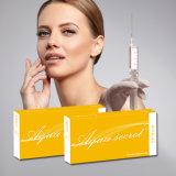 Remplissage Mesolift de gel d'acide hyaluronique de soins de la peau