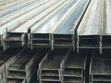 Pièces fabriquées personnalisées de structure métallique de section de H