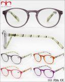 Neue Form-Plastikanzeigen-Gläser für Frauen (WRP7081120)