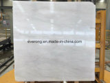 Foorのタイル、壁のTile&のカウンタートップのためのサイの白い大理石の平板